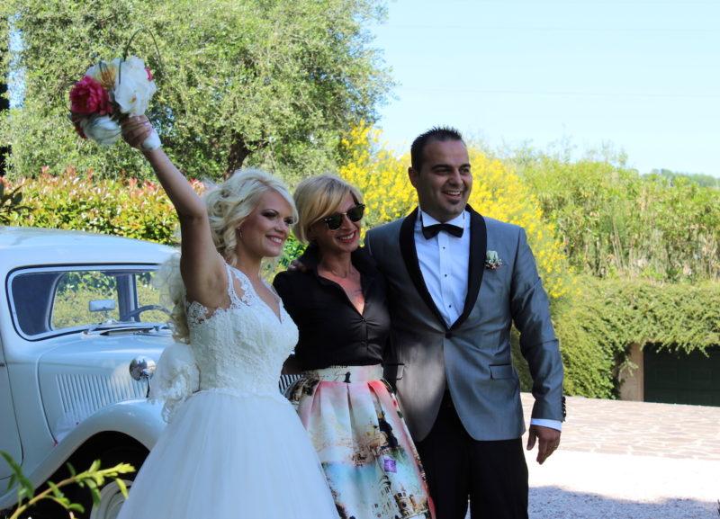 Silvia Forte Wedding Planner