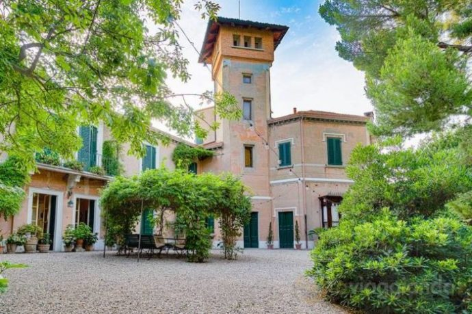 Location Matrimonio-Relais Villa Giulia Fano