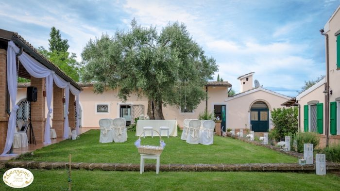 Villa Gazzani Location Matrimoni