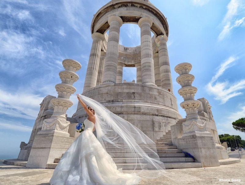 fotografo per il matrimonio