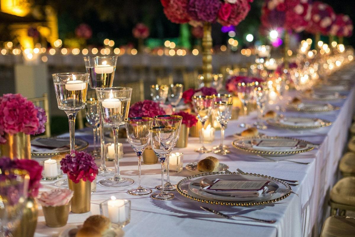 Tavolo Imperiale Wedding