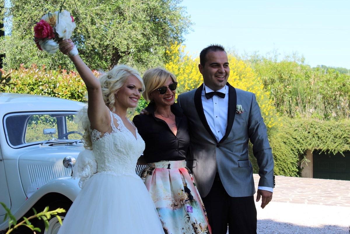 silvia forte wedding planner & Designer